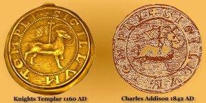 Templar-Seal-1160-AD-Agnus-Dei