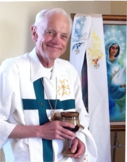 Rev. William Buehler, U.S. Naval Commander, Ret.