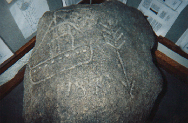 The Westford Boat Stone